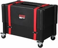Gator Cases Molded Mil-Grade PE Case & Stand w/ Wheels for 2X12 Combo Amps - G-212-ROTO
