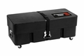 "Gator Cases Molded PE Accessory Case; Compact w/ Four Wheels - 36""X16""X12"" - GP-PC304W-4"