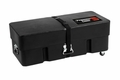 "Gator Cases Molded PE Accessory Case; Compact w/ Two Wheels - 36""X16""X12"" - GP-PC304W"