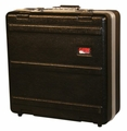 "Gator Cases Molded PE Mixer or Equipment Case; 17"" X 18"" X 6.5"" - G-MIX 17X18"