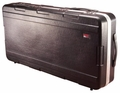 "Gator Cases Molded PE Mixer or Equipment Case; 22"" X 46"" X 6.5""; w/ Wheels - G-MIX 22X46"