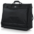 "Gator Cases Padded Nylon Carry Bag for Large Format Mixers; 26"" X 21"" X 8.5"" - G-MIXERBAG-2621"