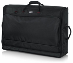 """Gator Cases Padded Nylon Carry Bag for Large Format Mixers; 31"""" X 21"""" X 7"""" - G-MIXERBAG-3121"""