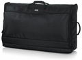"Gator Cases Padded Nylon Carry Bag for Large Format Mixers; 36"" X 21"" X 8"" - G-MIXERBAG-3621"