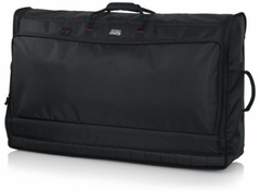 """Gator Cases Padded Nylon Carry Bag for Large Format Mixers; 36"""" X 21"""" X 8"""" - G-MIXERBAG-3621"""