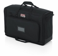 "Gator Cases Padded Nylon Carry Tote Bag for Transporting (2) LCD Screens Between 19"" - 24""  - G-LCD-TOTE-SMX2"