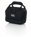 Gator Cases Padded Nylon Mixer/Equipment Bag with 8.25� x 6.25� x 2.75� Interior - G-MIXERBAG-0608