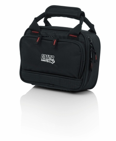 "Gator Cases Padded Nylon Mixer/Equipment Bag with 8.25"" x 6.25"" x 2.75"" Interior - G-MIXERBAG-0608"
