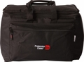"Gator Cases Percussion Accessory Bag w/ hook & loop Adjustable Divider Interior; 19""X12.5""X12.5"" - GP-40"