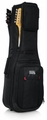 Gator Cases Pro-Go Series 2X Electric Guitar Bag with Micro Fleece Interior and Removable Backpack Straps - G-PG ELEC 2X