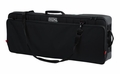 Gator Cases Pro-Go Series 49-note Keyboard Bag with Micro Fleece Interior and Removable Backpack Straps - G-PG-49