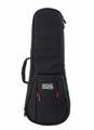 Gator Cases Pro-Go Series Concert Style Ukulele Bag with Micro Fleece Interior and Removable Backpack Straps - G-PG-UKE-CON