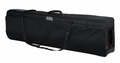 Gator Cases Pro-Go Series Slim 76-note Keyboard Bag with Micro Fleece Interior and Removable Backpack Straps - G-PG-76SLIM