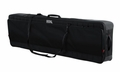 Gator Cases Pro-Go Series Slim 88-note Keyboard Bag with Micro Fleece Interior and Removable Backpack Straps - G-PG-88SLIM