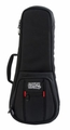 Gator Cases Pro-Go Series Soprano Style Ukulele Bag with Micro Fleece Interior and Removable Backpack Straps - G-PG-UKE-SOP