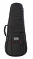 Gator Cases Pro-Go Series Tenor Style Ukulele Bag with Micro Fleece Interior and Removable Backpack Straps - G-PG-UKE-TEN