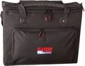 Gator Cases Rack Bag; Nylon Over Plywood Construction; 3U - GRB-3U