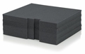 Gator Cases Replacement Diced Foam Block for GRW-DRWF4 - GRW-DRWFOAM-4
