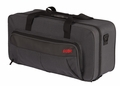 Gator Cases Rigid EPS Polyfoam Lightweight Case for Trumpet with Mute Storage - GL-TRUMPET-MUTE