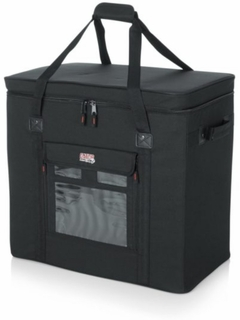 "Gator Cases Rigid EPS Polyfoam Lightweight LCD Case; 20.25"" X 19"" X 8.5"" - GL-LCD-1922"