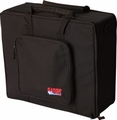 "Gator Cases Rigid EPS Polyfoam Lightweight Mixer Case; 16.5"" X 19"" X 6"" - G-MIX-L 1618A"