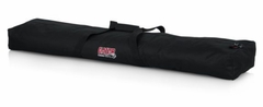 "Gator Cases Single Compartment Speaker Stand Bag with 50"" interior. Holds 2 stands (Formerly GPA-50) - GPA-SPKSTDBG-50"