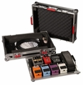 """Gator Cases Small tour grade pedal board and flight case for 8-10 pedals. Removable 17""""x11"""" pedal board surface - G-TOUR PEDALBOARD-SM"""