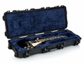 Gator Cases Titan Series ATA Impact & Water Proof Guitar Case with Power Claw Latches for Single-cutaway Electrics such as Gibson Les Paul� - GWP-LP