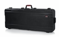 Gator Cases TSA Series ATA Molded Polyethylene Case for (4) LED Lighting Bars with Adjustable Dividers - GTSA-LEDBAR4