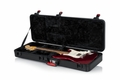 Gator Cases TSA Series ATA Molded Polyethylene Guitar Case for Standard Electric Guitars - GTSA-GTRELEC