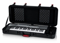 Gator Cases TSA Series ATA Molded Polyethylene Keyboard Case for 49-note Keyboards - GTSA-KEY49