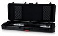 Gator Cases TSA Series ATA Molded Polyethylene Keyboard Case with Wheels for 76-note Keyboards - GTSA-KEY76