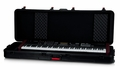 Gator Cases TSA Series ATA Molded Polyethylene Keyboard Case with Wheels for 88-note Keyboards - GTSA-KEY88