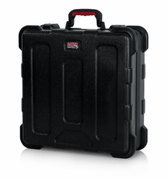 "Gator Cases TSA Series ATA Molded Polyethylene Mixer or Equipment Case; 18""x18""x6"" - GTSA-MIX181806"