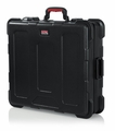 "Gator Cases TSA Series ATA Molded Polyethylene Mixer or Equipment Case; 19""x21""x6"" - GTSA-MIX192106"