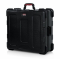 "Gator Cases TSA Series ATA Molded Polyethylene Mixer or Equipment Case; 19""x21""x8"" - GTSA-MIX192108"