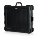 "Gator Cases TSA Series ATA Molded Polyethylene Mixer or Equipment Case; 22""x25""x6"" - GTSA-MIX222506"