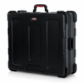"Gator Cases TSA Series ATA Molded Polyethylene Mixer or Equipment Case; 22""x25""x8"" - GTSA-MIX222508"