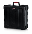 "Gator Cases TSA Series ATA Molded Polyethylene Utility Case With Diced Foam Interior; 19""x19""x7"" - GTSA-UTLDF191907"