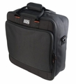 "Gator Cases Updated Padded Nylon Mixer Or Equipment Bag; 15"" X 15"" X 5.5"" - G-MIXERBAG-1515"