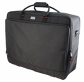 "Gator Cases Updated Padded Nylon Mixer Or Equipment Bag; 25"" X 19"" X 8"" - G-MIXERBAG-2519"