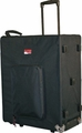 Gator Cases Wooden Case & Stand w/ Wheels & Tow Handle for 2X12 Combo Amps - G-212A
