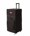 Gator Cases Wooden Case w/ Wheels & Tow Handle for Amp Heads - G-901