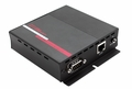 Hall Research HDMI, IR and RS232 receiver over HDBaseT powered via UTP cable. - UHBX-R-PD