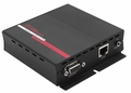 Hall Research HDMI, IR and RS232 sender over HDBaseT powered via UTP cable. - UHBX-S-PD