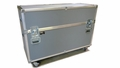 """Jelco Compact ATA Shipping case for two 55"""" monitors - JEL-FP55X2"""