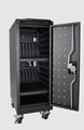Luxor 16 Capacity Tablet Charging Cart - LLTM16-B-V2