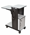 """Luxor 40"""" Presentation Station- Cabinet , Electric - WPS4CE"""