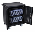 Luxor 42 Tablet/Chromebook Computer Charging Cart - LLTM42-B