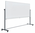 Luxor 96 x 40 Double-Sided Magnetic Whiteboard - MB9640WW